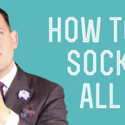 how to keep socks up