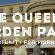 The Queen's Garden Party: An Opportunity for Morning Wear