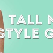 Tall Men Style Guide