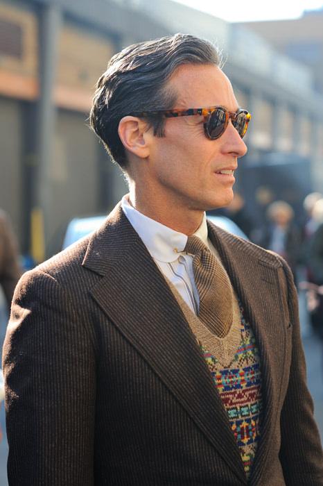 Monsieur Jerome - club collar