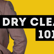 dry cleaning 101