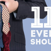 11 Bow Ties Every Man Should Have