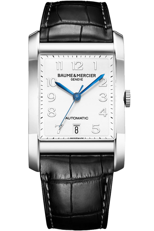 Baume Et Mercier An Affordable Luxury Gentlemans Gazette Sweety Silver Pantz L54 The Hampton Ref 10155