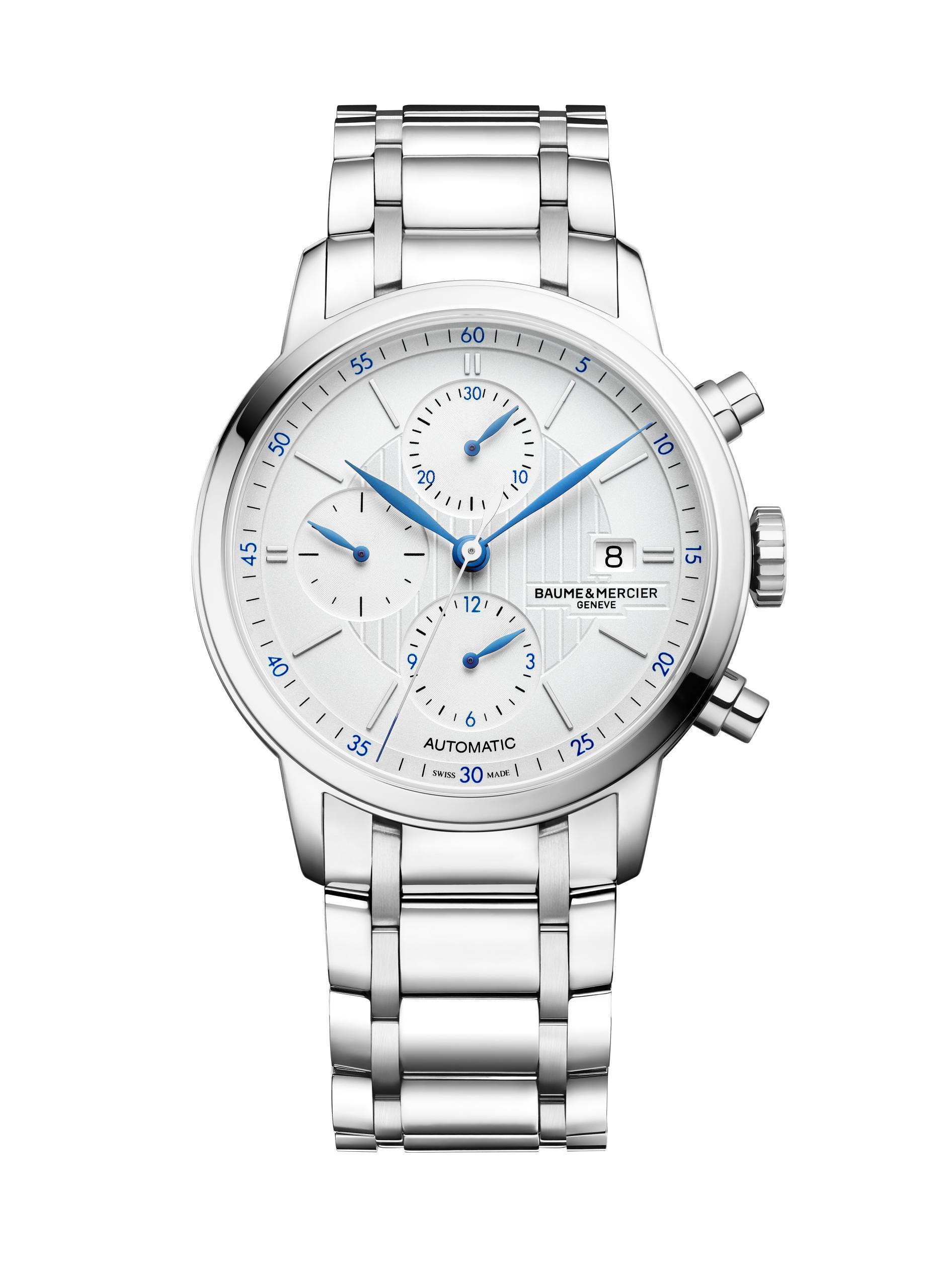 Baume Et Mercier An Affordable Luxury Gentlemans Gazette Sweety Silver Pantz L54 The Classima Chronograph