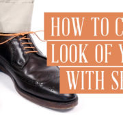 how to change the look of your shoes