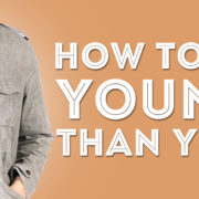 how to dress younger