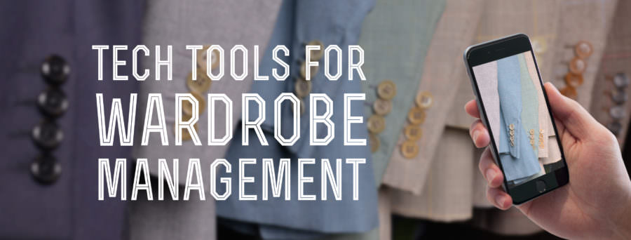 tech tools for wardrobe management