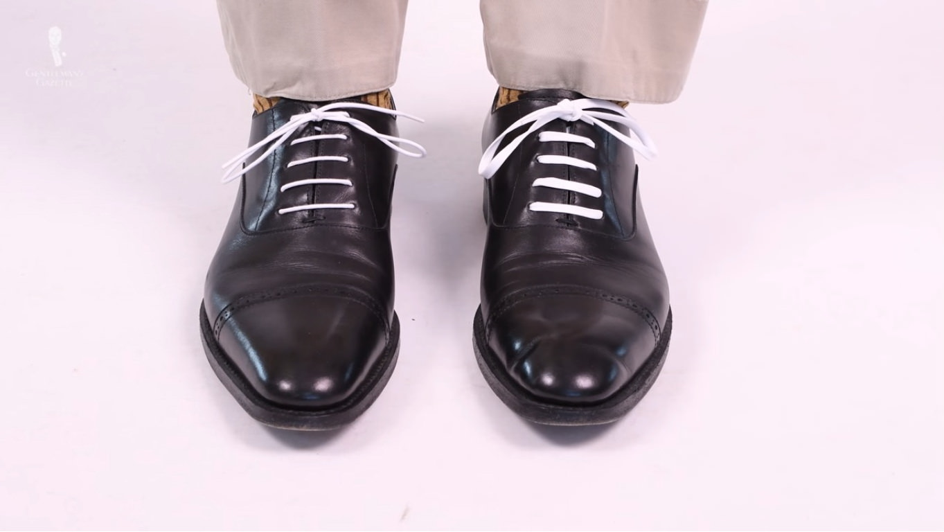 Shoes With Shoelaces