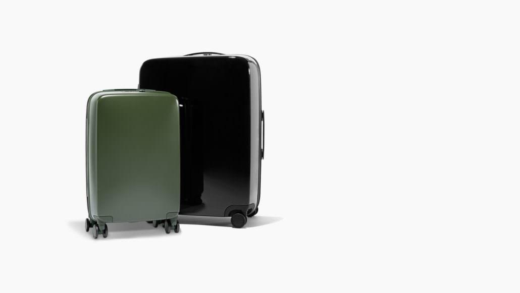 Raden Suitcase Set