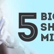 5 biggest shaving mistakes
