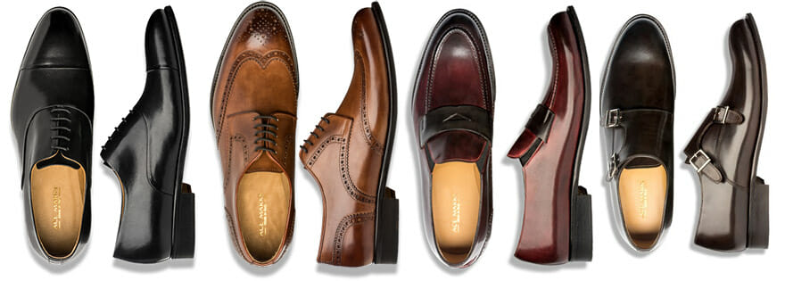 Ace Marks - Basic 4 Shoes