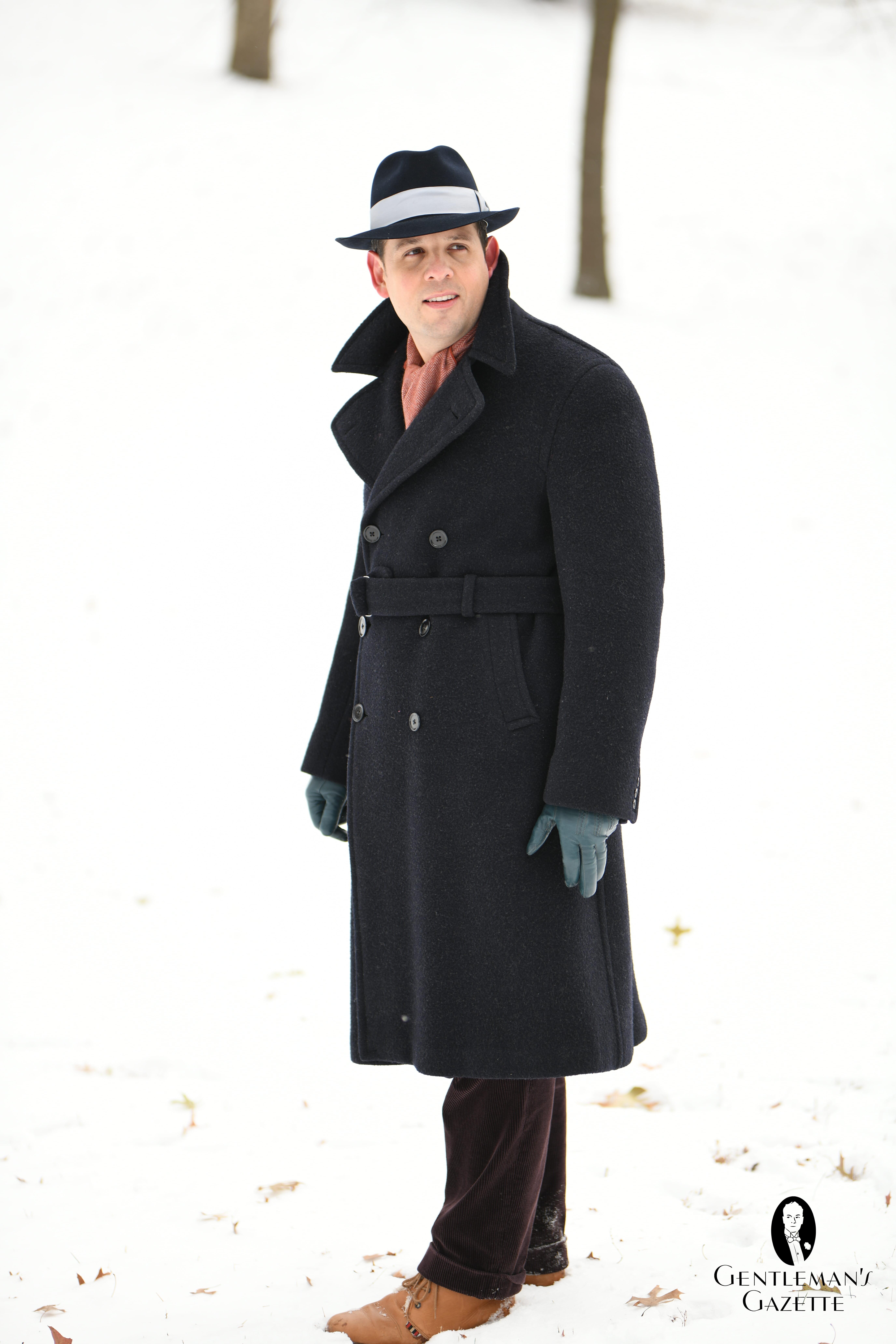How To Buy An Overcoat — Gentleman's Gazette