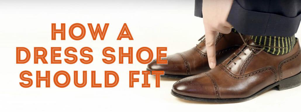How Shoes Should fit ?