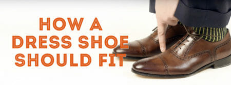 848a7040b0247 How A Dress Shoe Should Fit - Guide To Finding Your Shoe Size ...