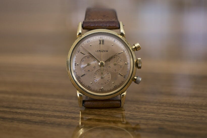 Affordable Vintage Watches Gentleman