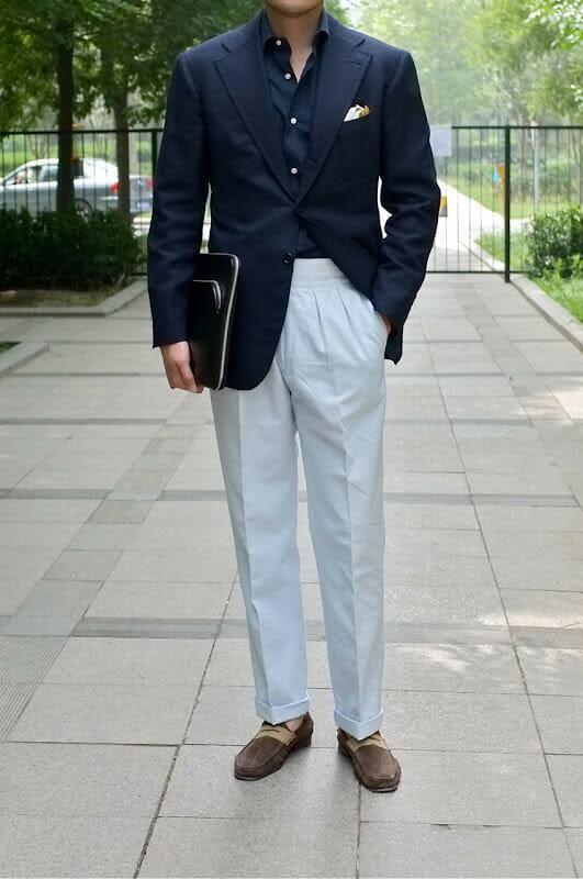 Should Men Wear Pleated Pants Gentleman S Gazette