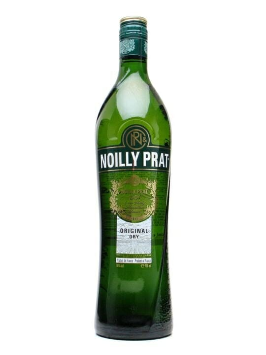 Noilly Prat, the standard vermouth