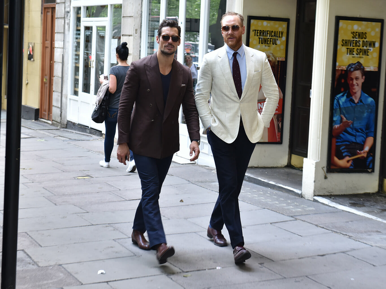 Gentleman of Style: David Gandy