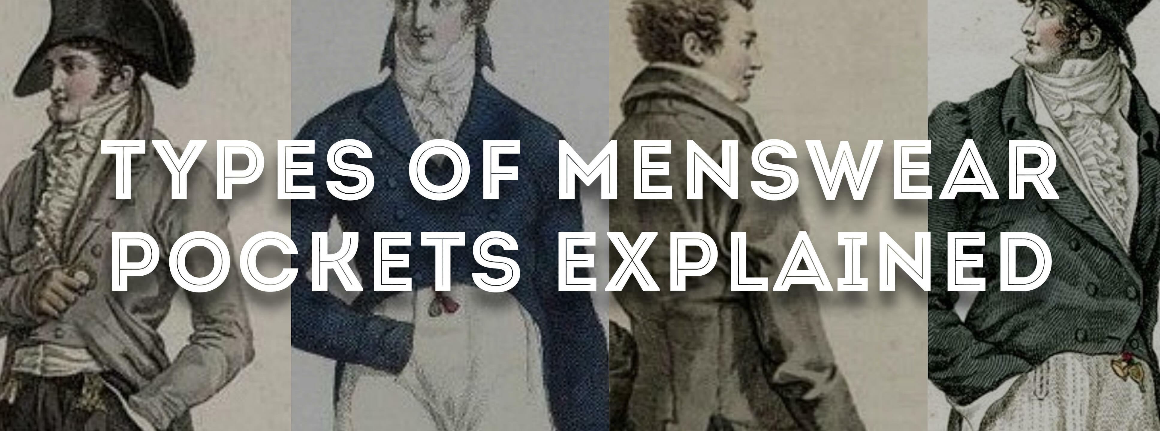 22f66adcd350 Pockets in Menswear: The Complete Guide — Gentleman's Gazette