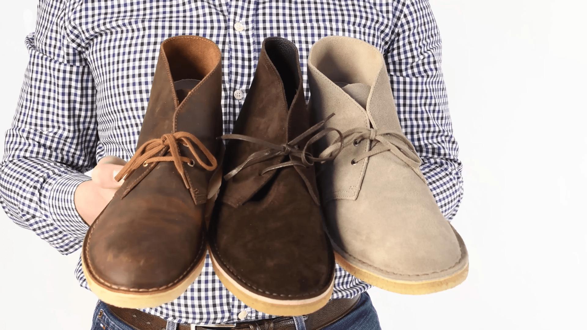 Is It Worth It: Iconic Clarks Desert Boot — Gentleman's Gazette