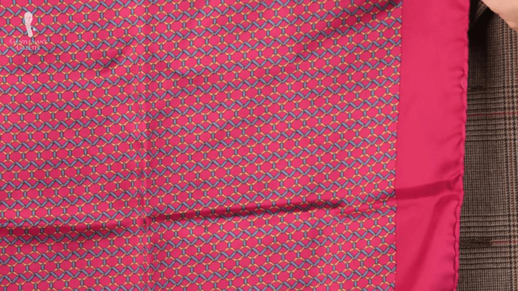 11ed8679f9c46 My Pocket Square Collection - Fashion Passion