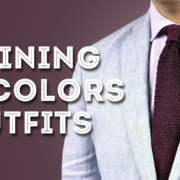Combining Three Colors in Outfits