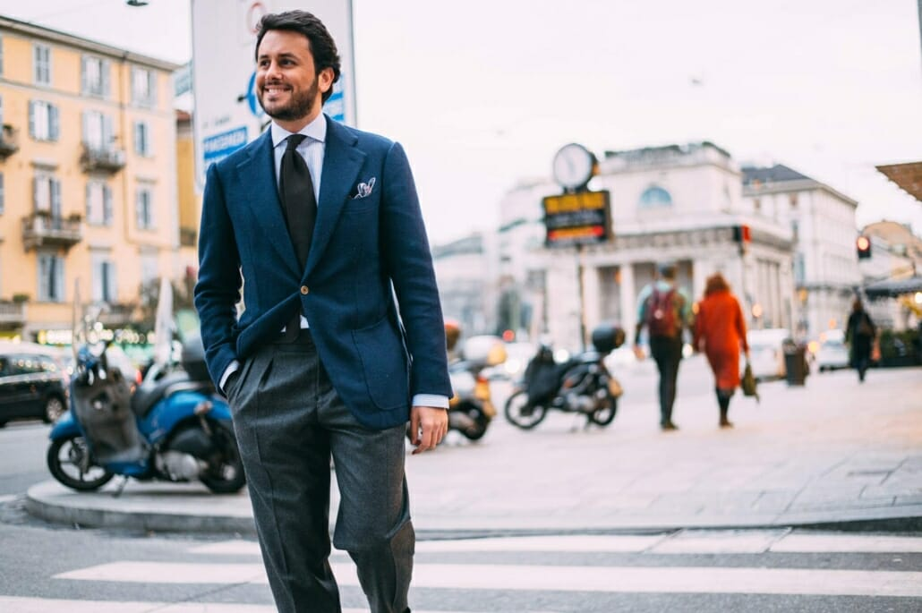 Spezzato: Breaking Up Suits for Casual Menswear Looks