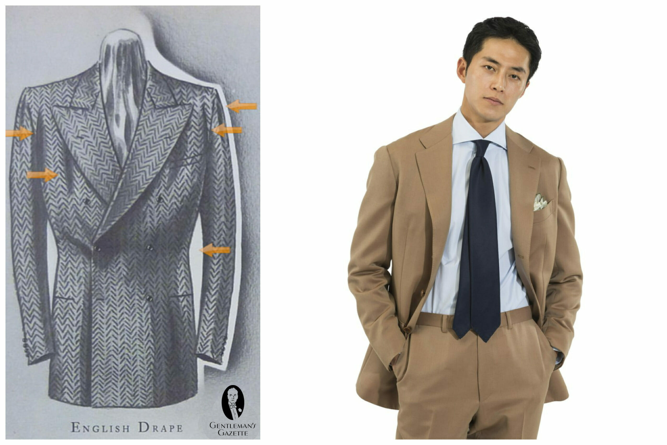 British Vs Italian Vs American Suit Fashions Silhouettes