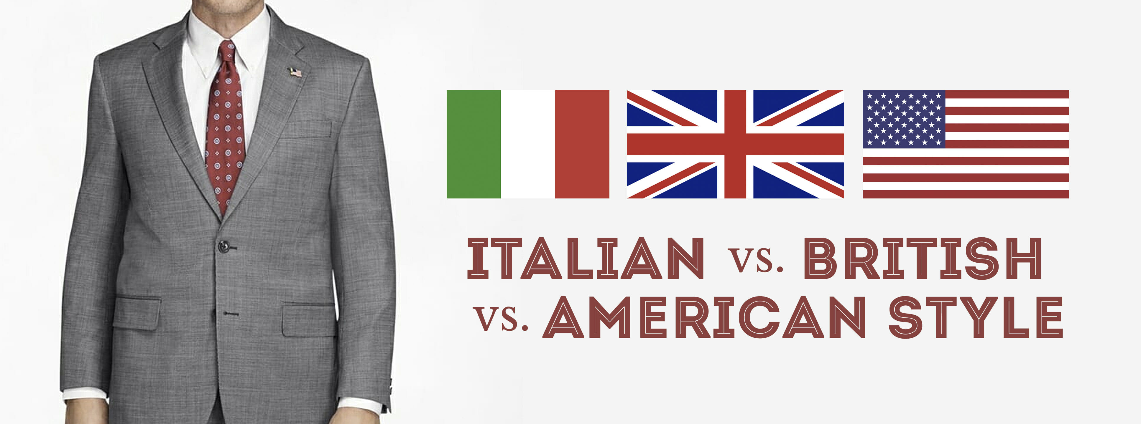f8bb7b70565e What are the Differences among British, American, and Italian Suit Styles?