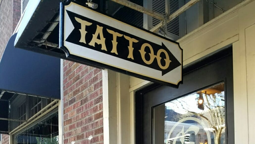 Be sure to choose a reliable tattoo parlor and artist