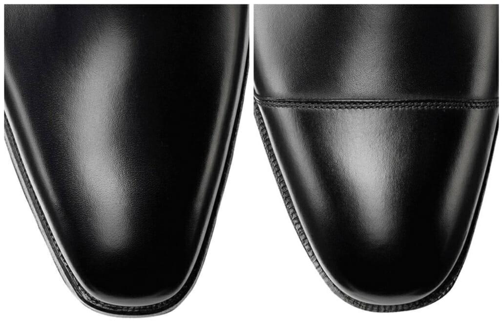 Crockett and Jones Square Toes