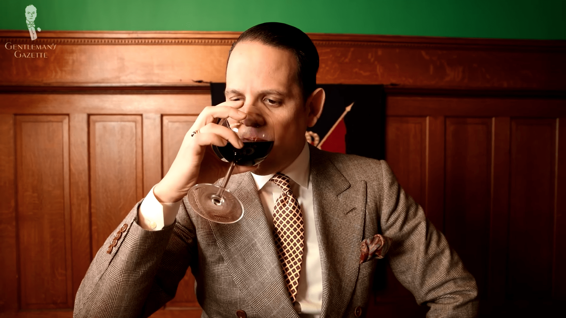 How To Drink Like A Gentleman
