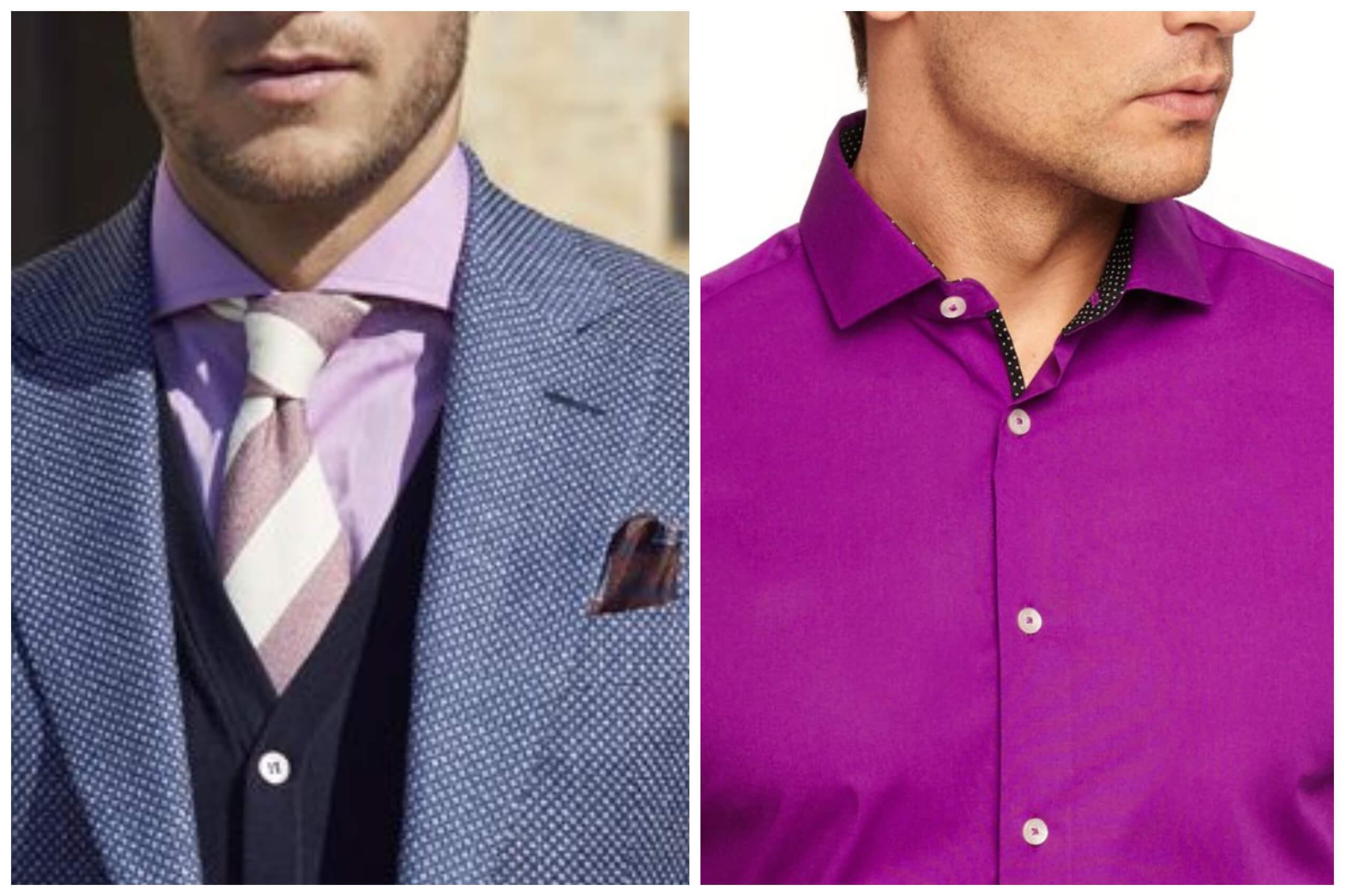 How To Wear Purple As A Menswear Color Gentleman S Gazette,Ikea Hack Learning Tower Dimensions