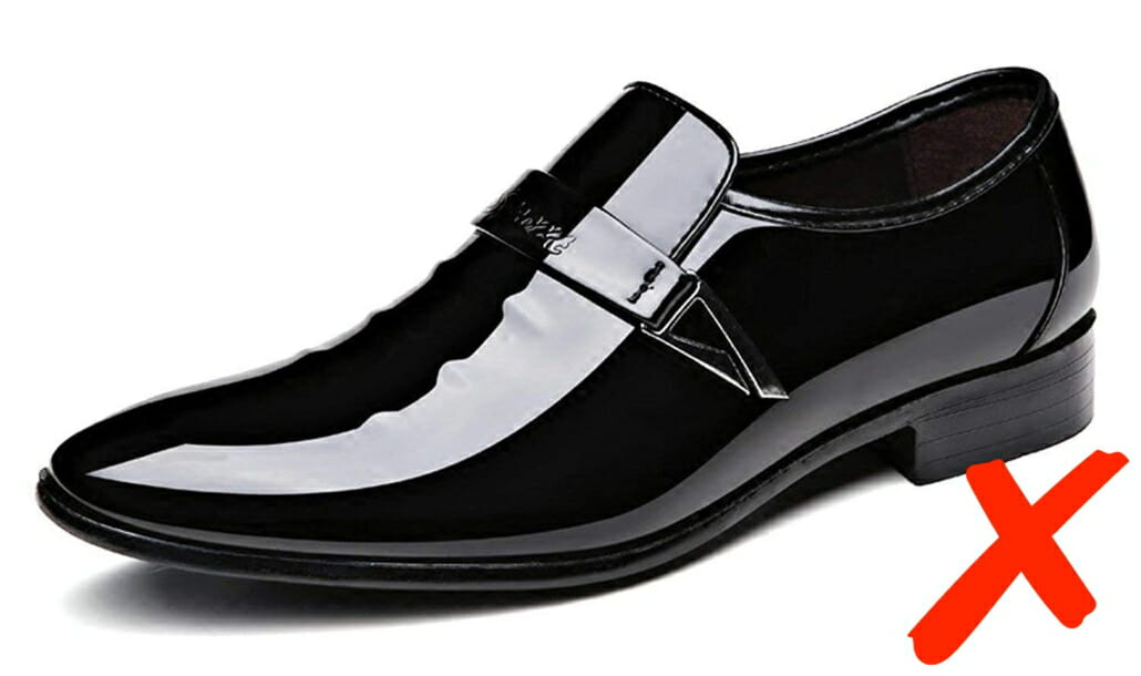 Details about  /Mens Pointy Toe Oxfords Slip on Pumps Nightclub Woven Pattern Faux Leather Shoes