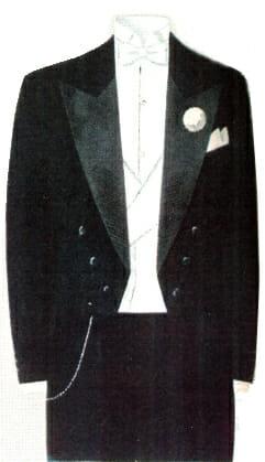 Collar Buttons vintage mid century tuxedo studs Set of 2 KREMENTZ Formal Wear