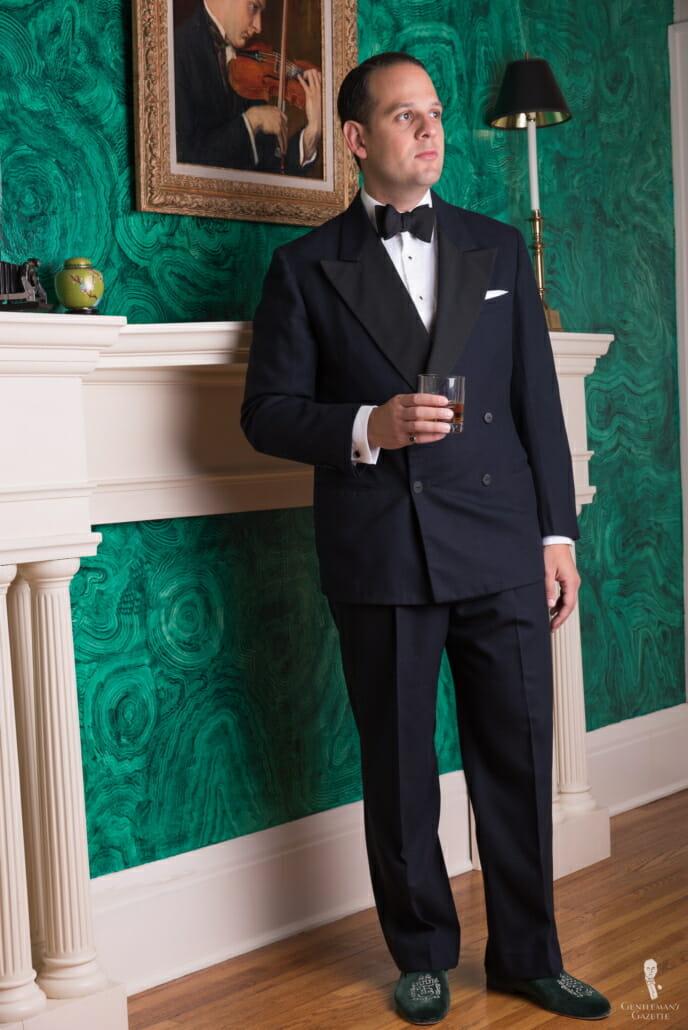 Classic Black Tie Tuxedo Alternatives