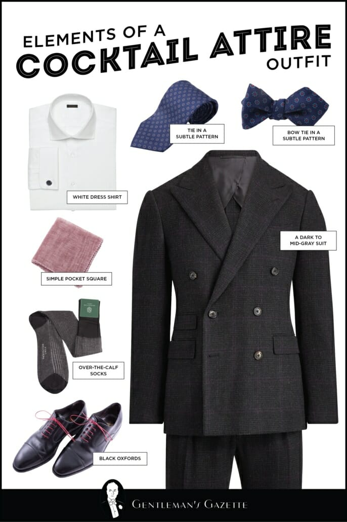 Cocktail Dress Code