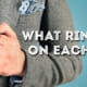 What Rings Mean on Each Finger - Men's Ring Meanings & Definitions