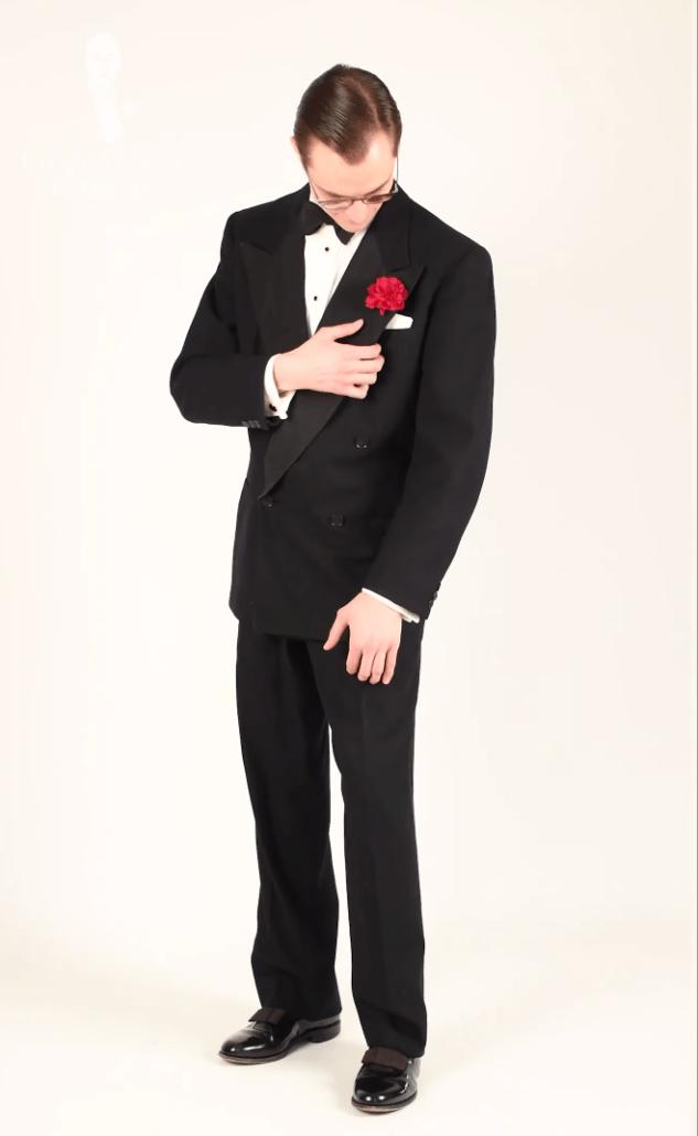 Preston Schlueter - Black Tie ensemble