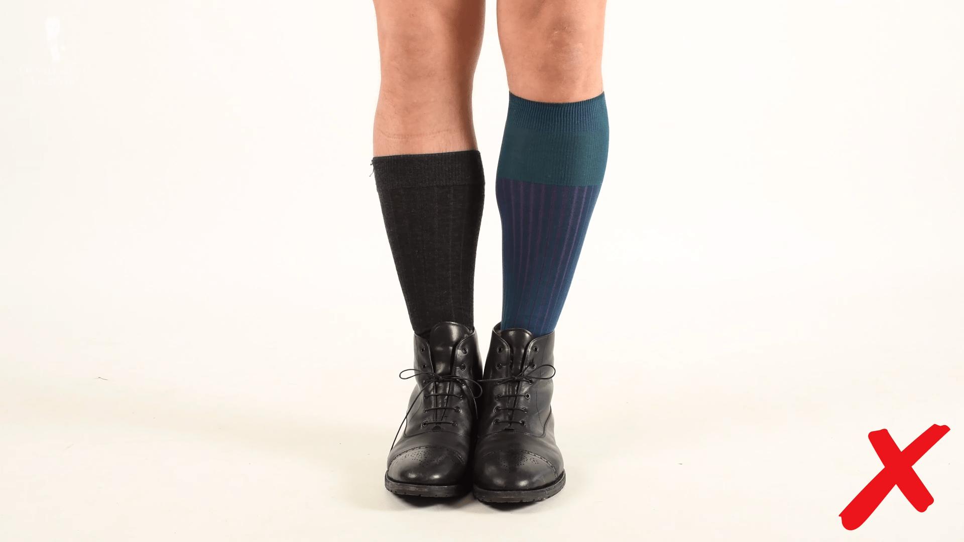 Cashmere socks vs OTC socks