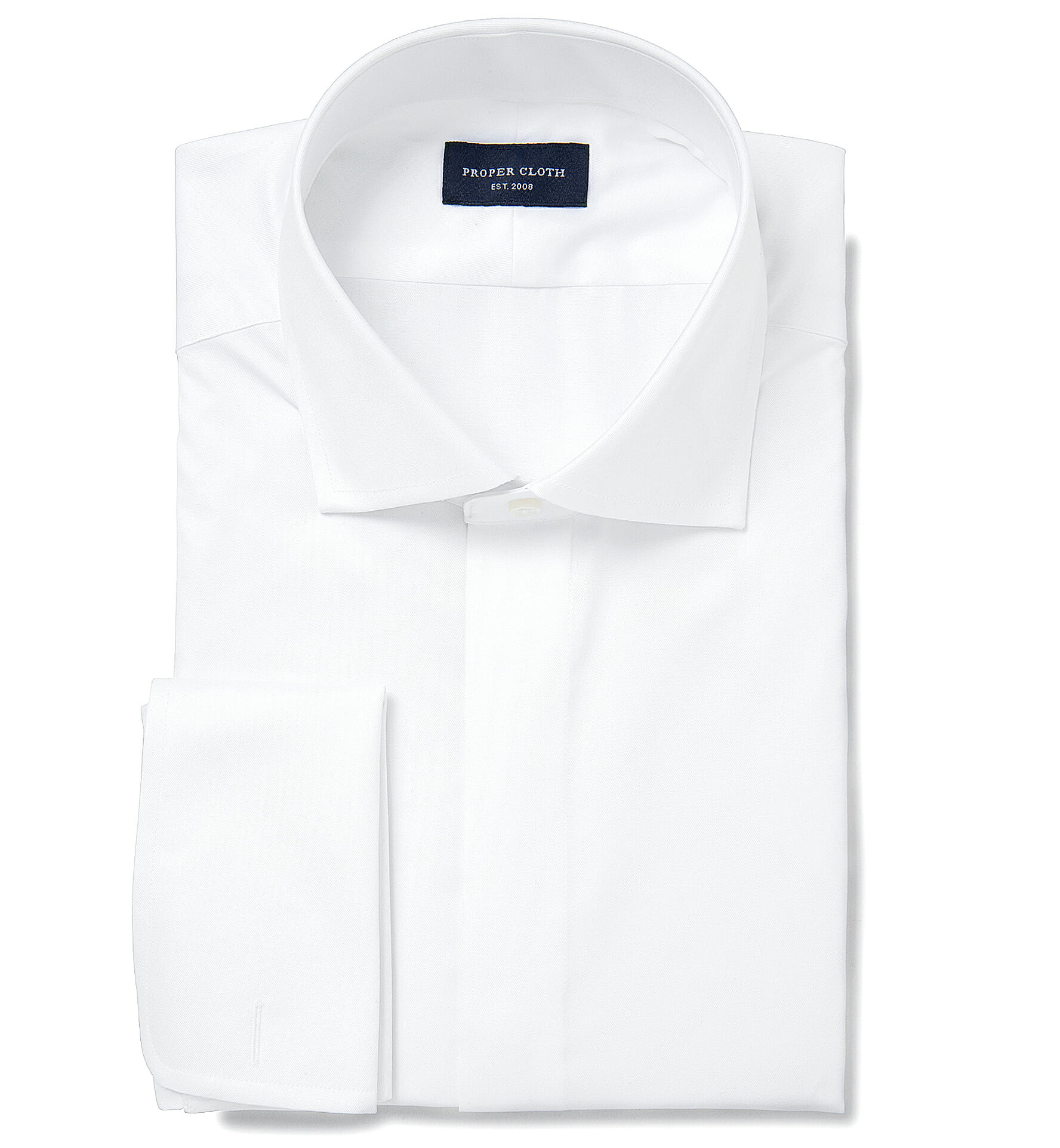 Fly front placket