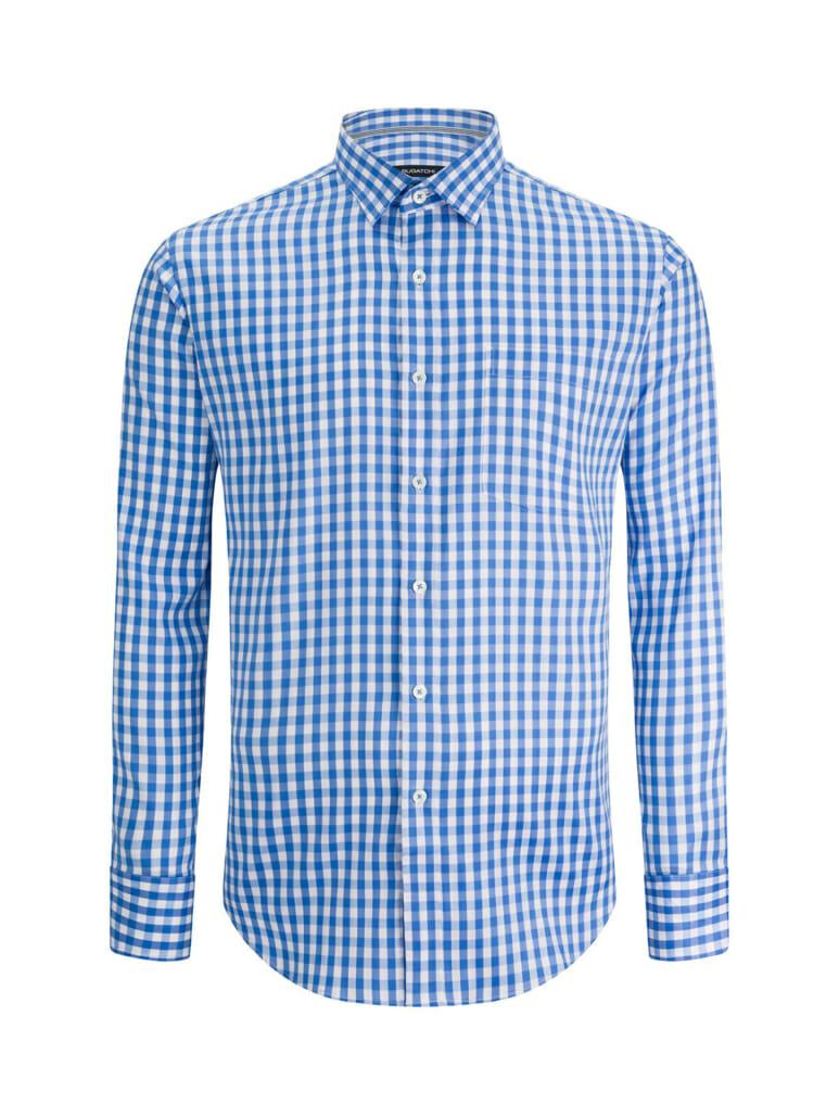Small collar shirt