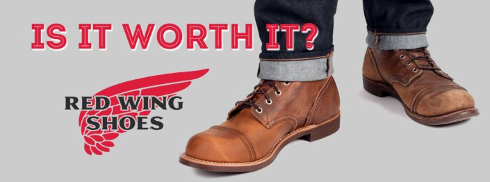 Red Wing Boots: Are They Worth It? - Men's Iconic American Work Boot Review