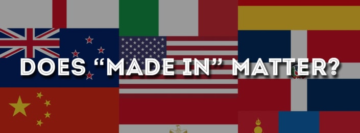 """Does """"Made In"""" Matter?"""