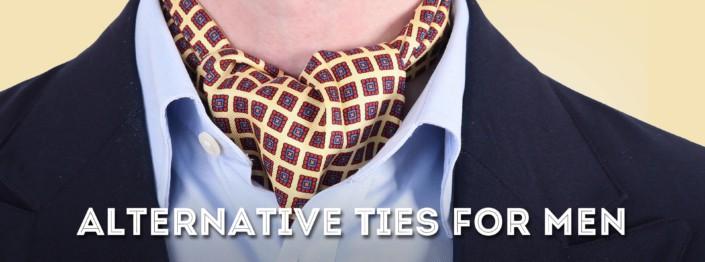 Alternative Ties for Men
