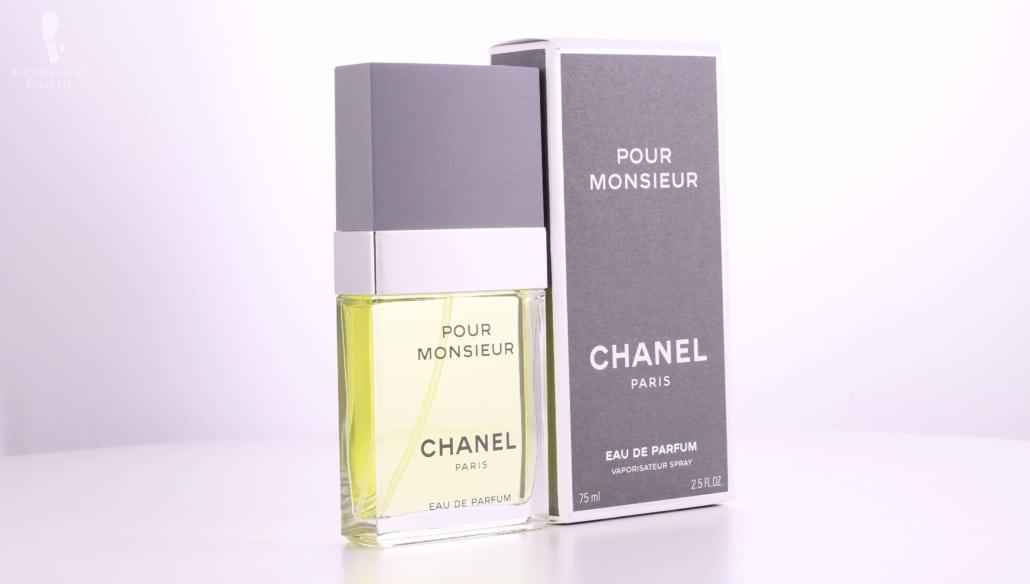Pour Monsieur Eau de Parfum is a more intense version of the original which is the Eau de Toilette
