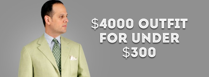 $4000 outfit under $300 banner