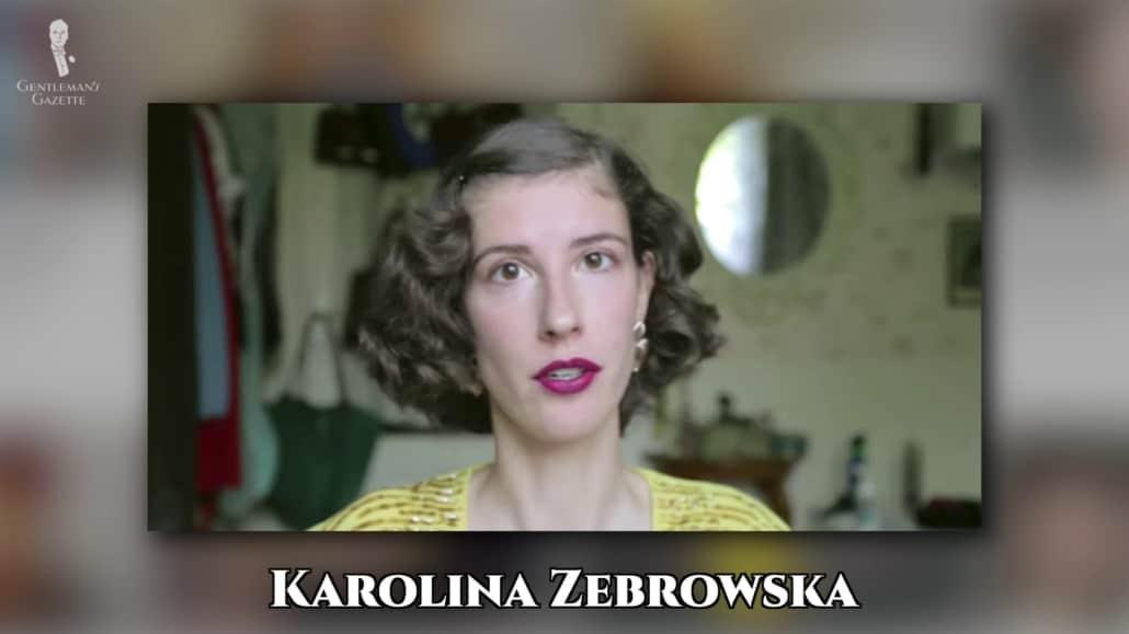 Karolina Zebrowska