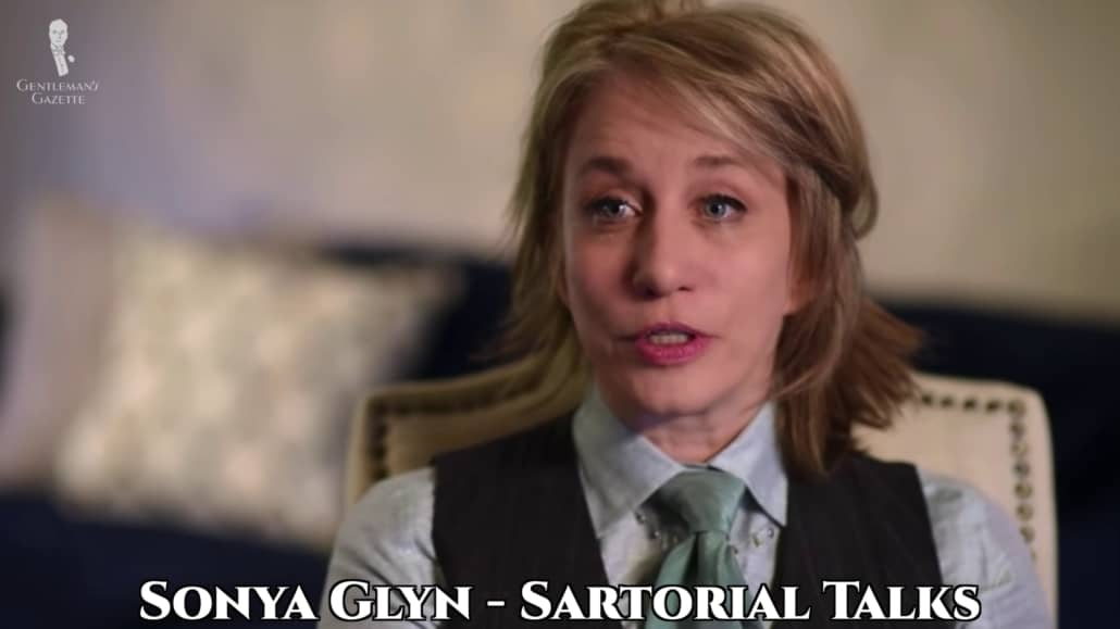 Sonya Glyn of Sartorial Talks