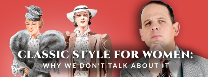 classic style for women banner